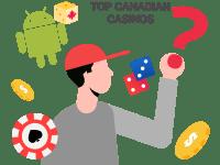 Warum Kanadier Android-Casinos bevorzugen