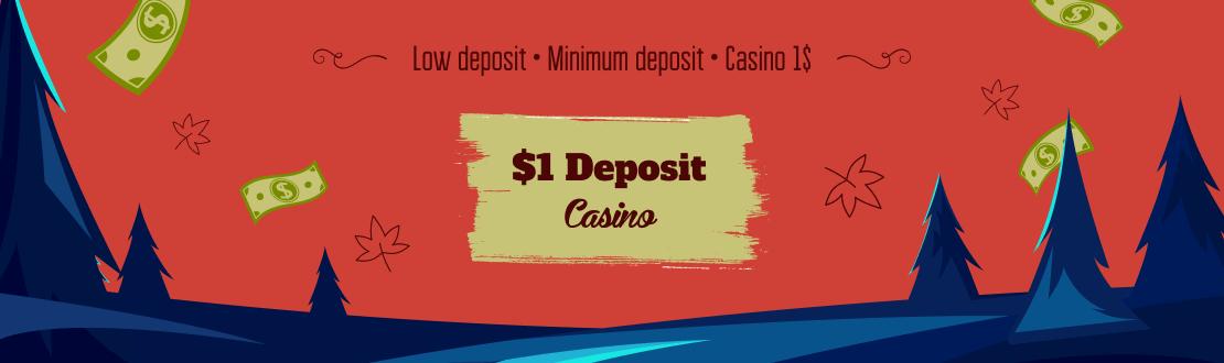 1 Deposit Casinos Canada Top Canadiancasinos Com