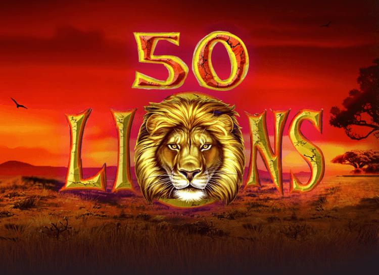 Free Onlin Slots 50 Lions