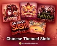 Chinese Themed Slots