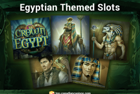 Egyptian Themed Slots