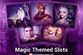 Magic-Themed Slots