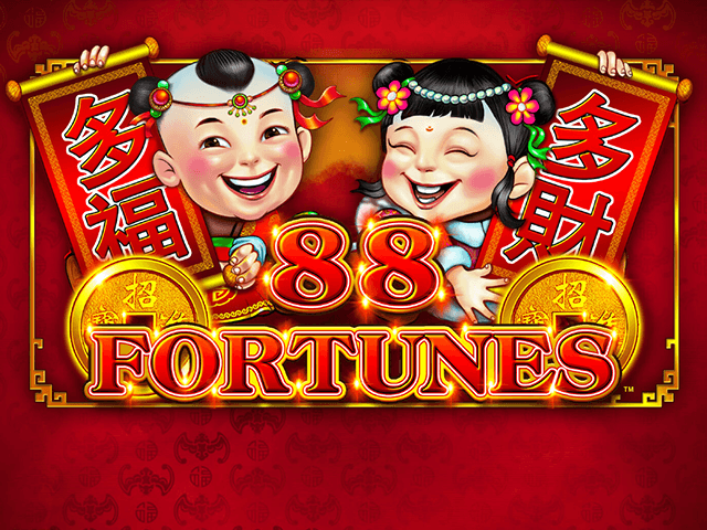 Play 88 Fortunes Free Slot Game