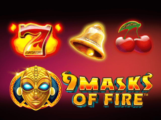 Play 9 Masks of Fire Free Slot Game