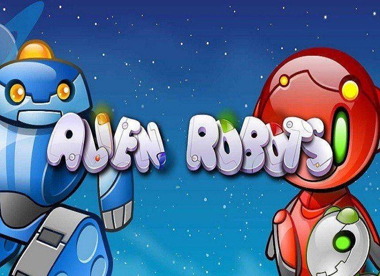 Play Alien Robots Free Slot Game