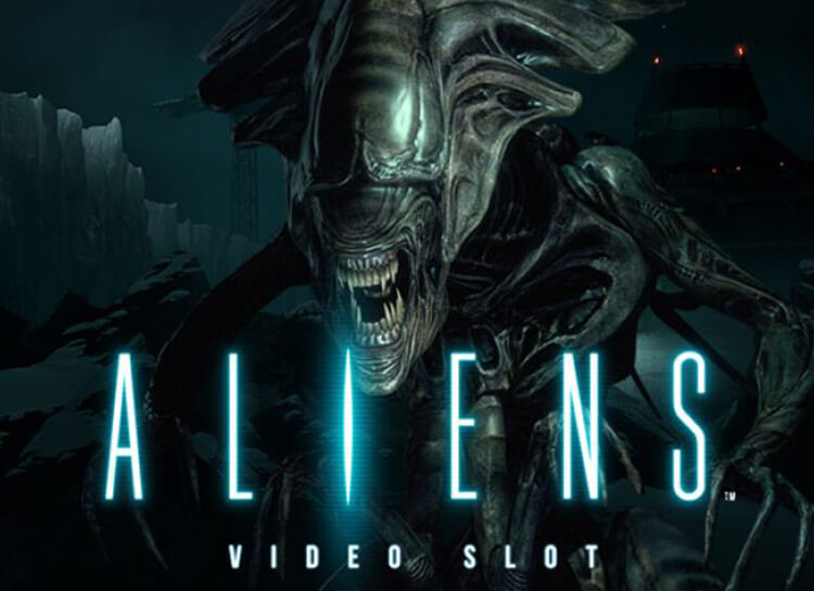 Play Aliens Free Slot Game