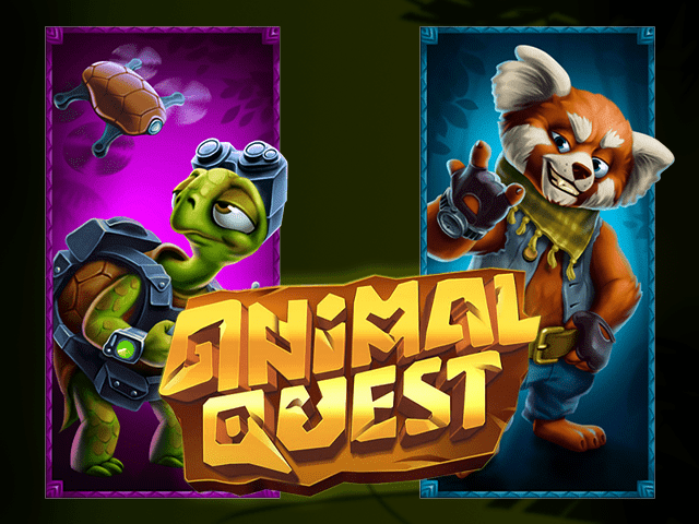 Play Animal Quest Slot Free Slot Game