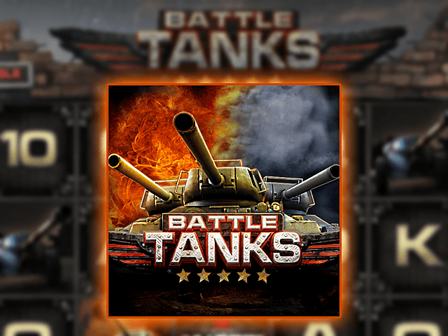 Play Battle Tanks Free Slot Game
