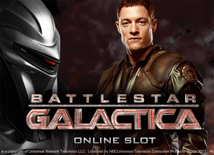 Play Battlestar Galactica Free Slot Game
