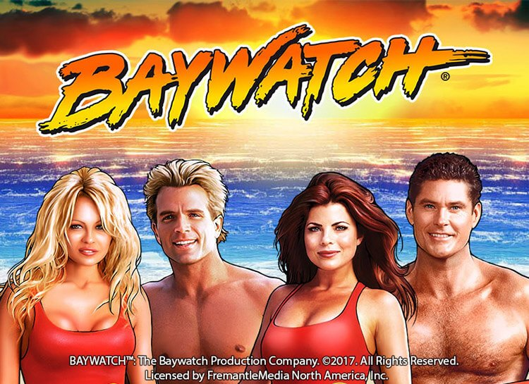 Play Baywatch Free Slot Game