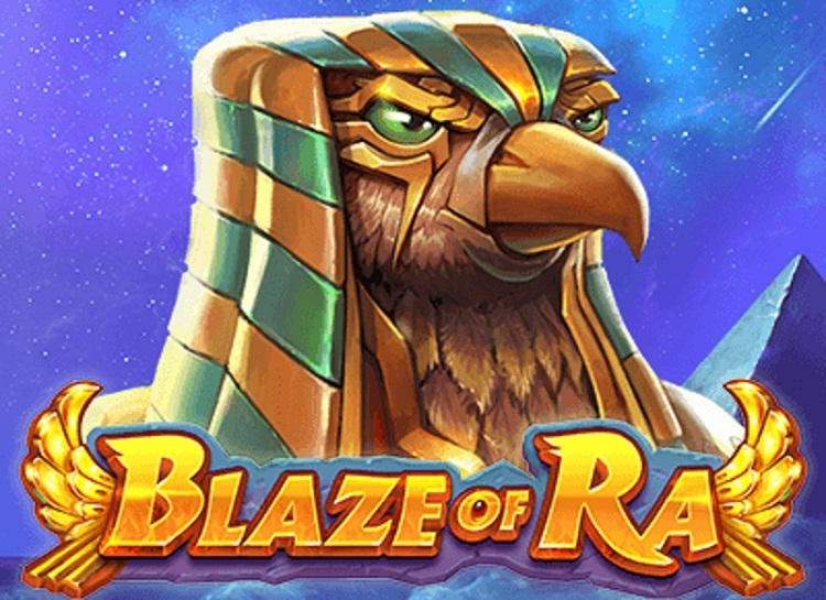 Play Blaze Of Ra Free Slot Game