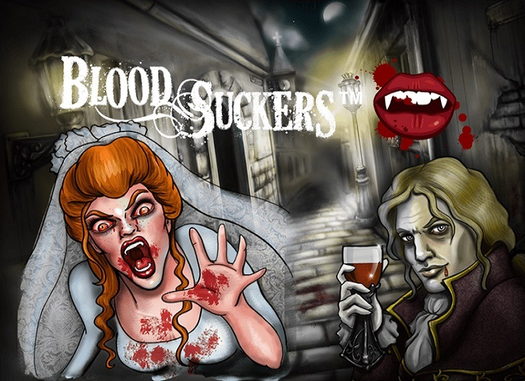 Play Blood Suckers Free Slot Game