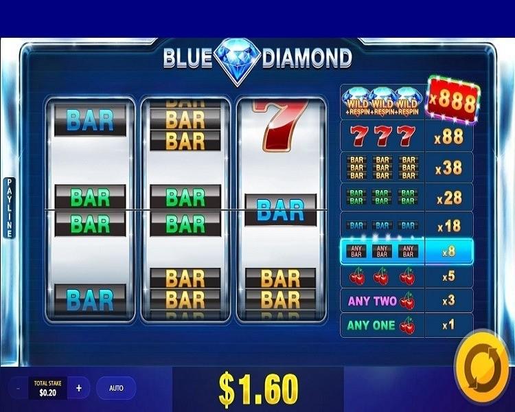 Blue Diamond Gaming