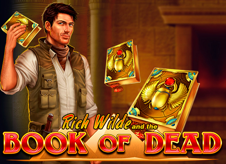 Play Book of Dead Free Slot Game