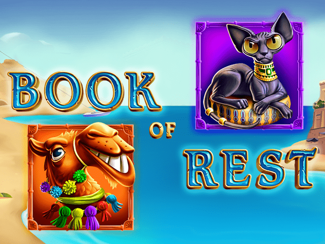 Play Book of Rest Free Slot Game