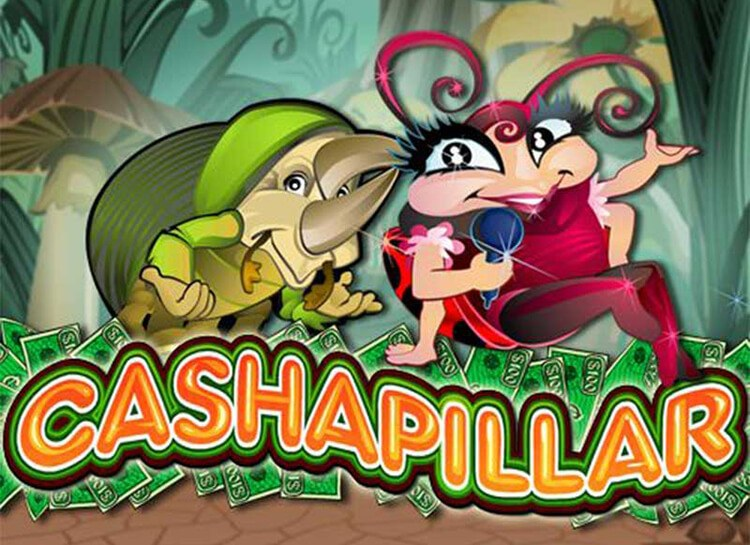 Play Cashapillar Free Slot Game