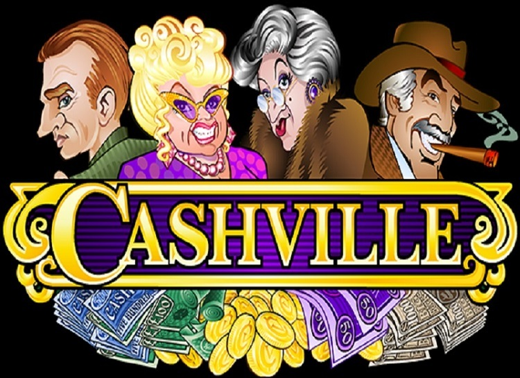 Play Cashville Free Slot Game