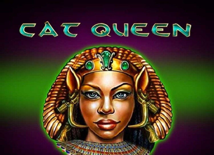 Play Cat Queen Free Slot Game