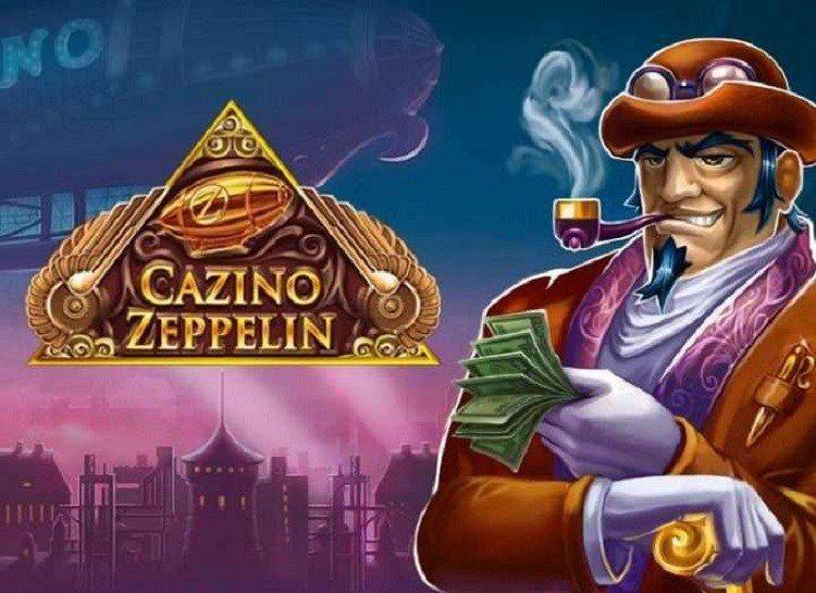 Play Cazino Zeppelin Free Slot Game