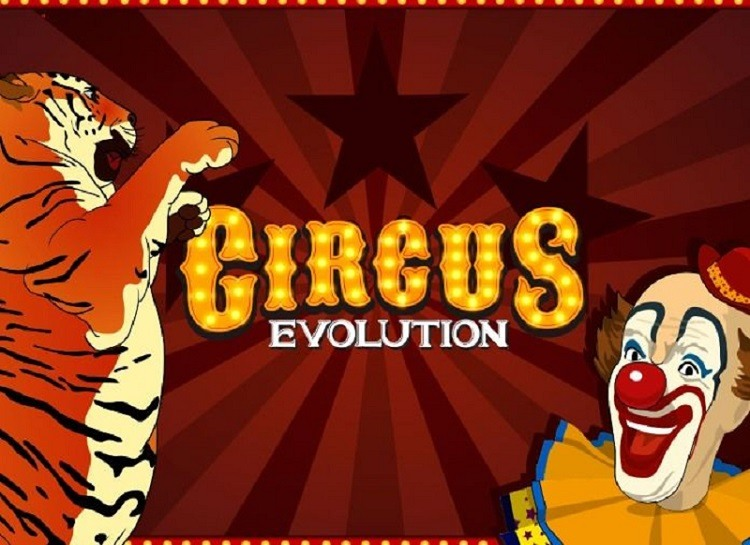 Circus Evolution HD Slot