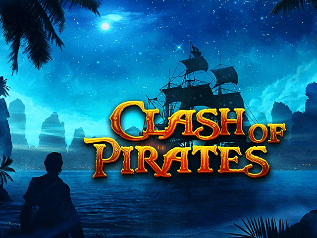 Play Clash of Pirates Free Slot Game