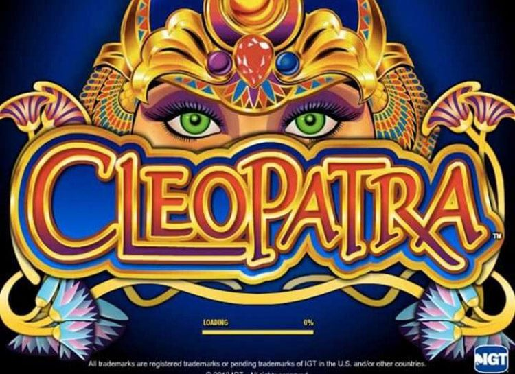 Play Cleopatra Free Slot Game