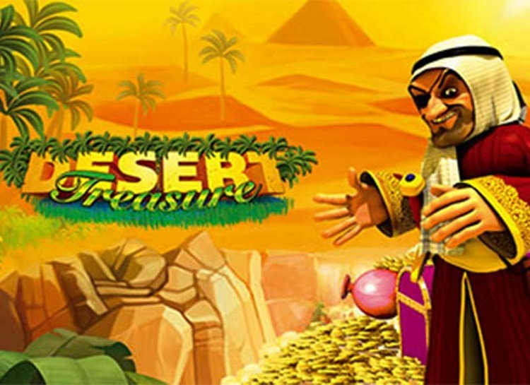 Play Desert Treasure Free Slot Game