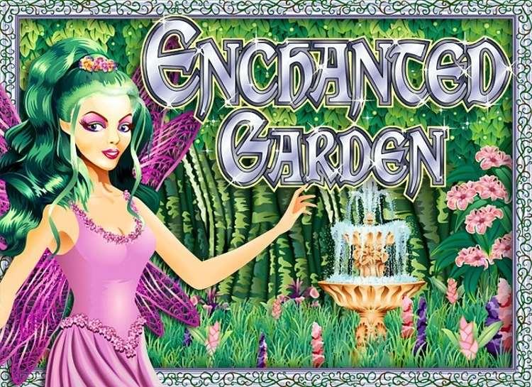 Play Enchanted Garden Free Slot Game