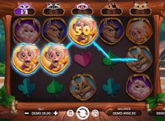 Fluffy Rangers Slot Machine