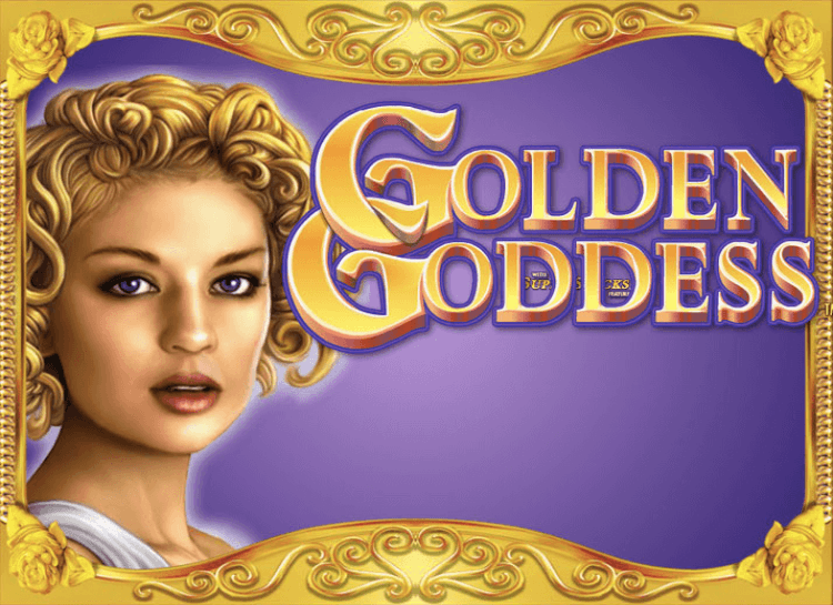 Play Golden Goddess Free Slot Game