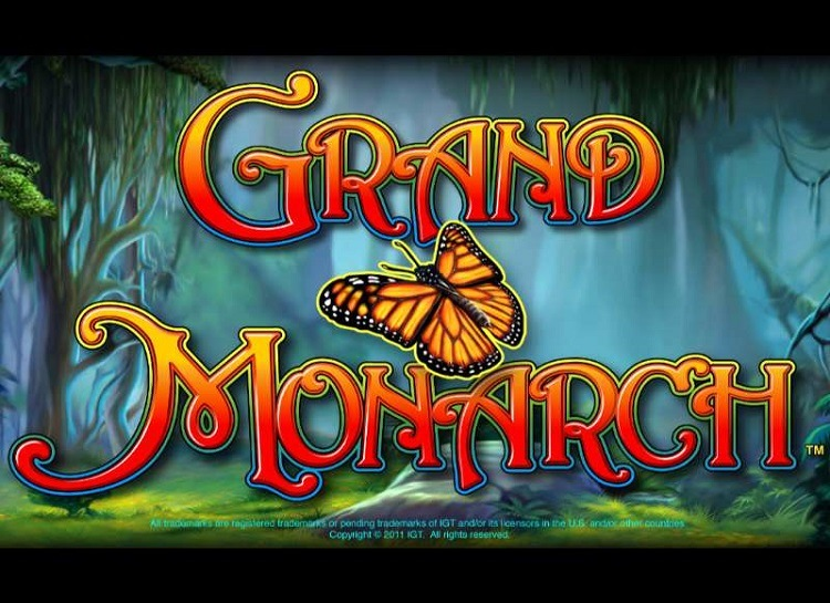 Play Grand Monarch Free Slot Game