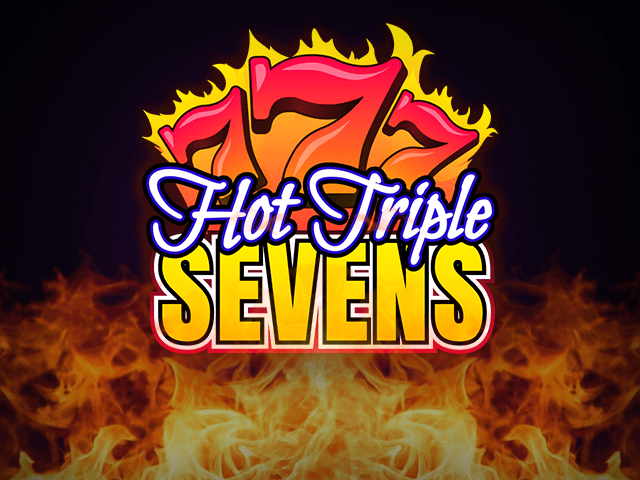Play Hot Triple Sevens Free Slot Game