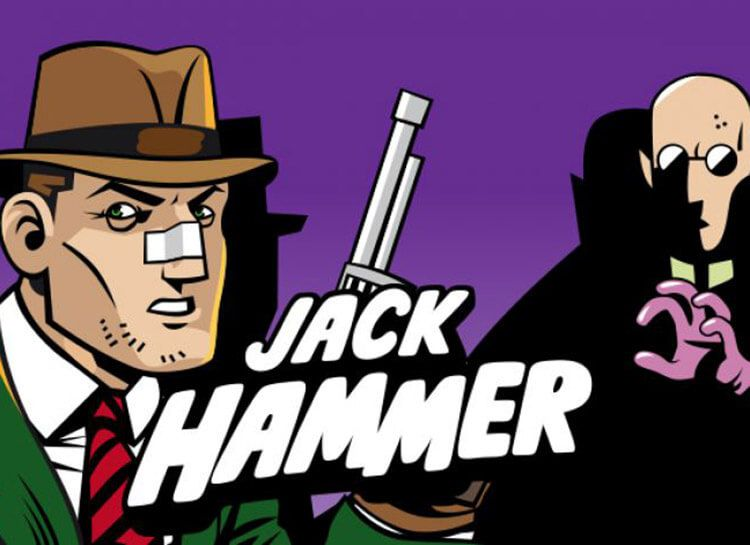 Play Jack Hammer Free Slot Game