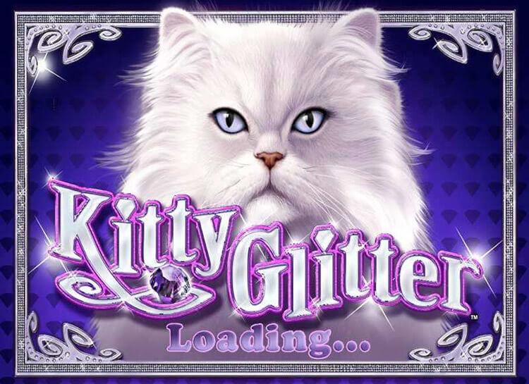 Play Kitty Glitter Free Slot Game