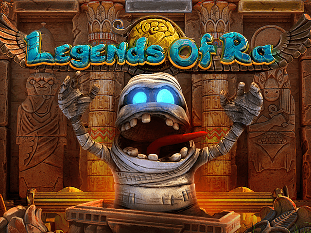 Play Legends of Ra Free Slot Game
