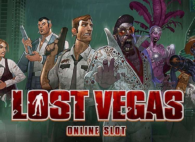 Play Lost Vegas Free Slot Game