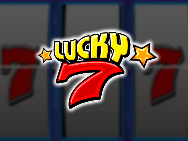 Play Lucky 7 Free Slot Game