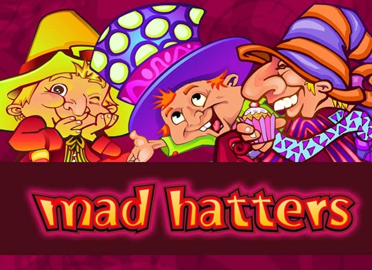 Play Mad Hatters Free Slot Game