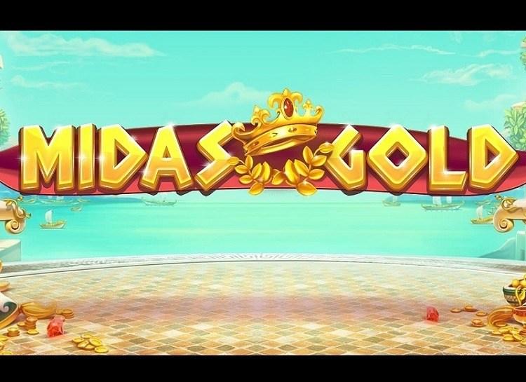 Play Midas Gold Free Slot Game