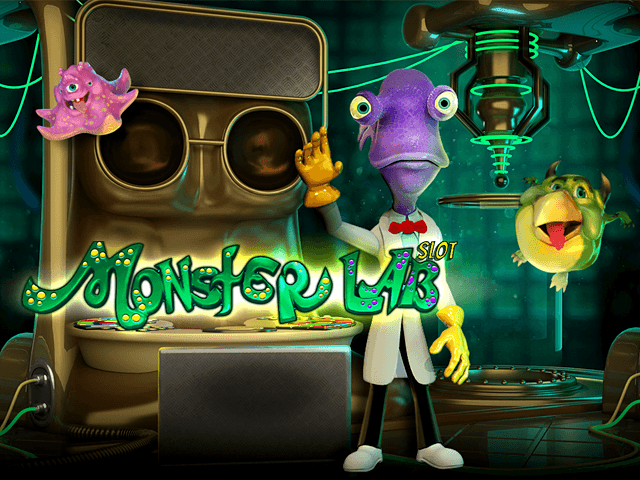 Play Monster Lab Free Slot Game