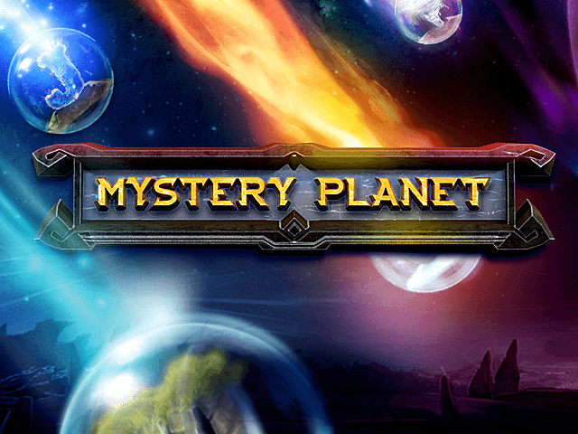 Play Mystery Planet Treasure Free Slot Game