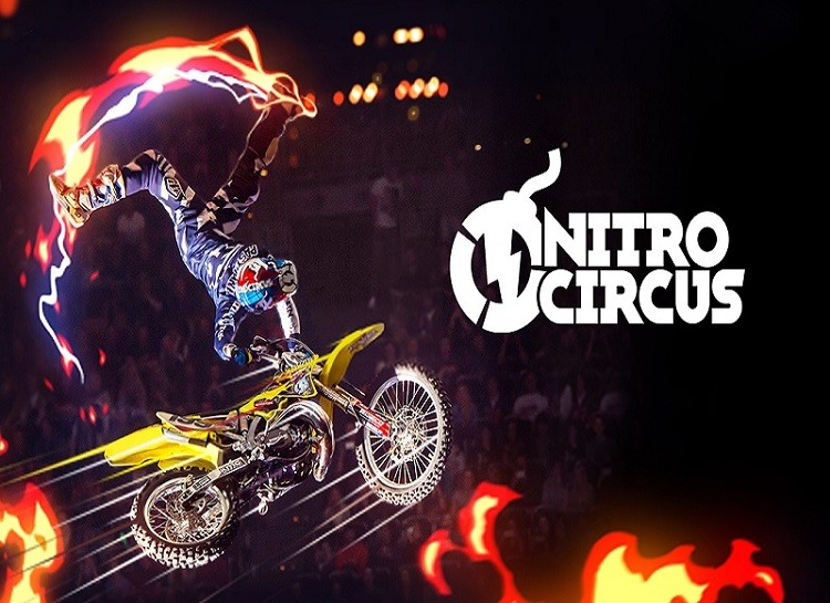 Play Nitro Circus Free Slot Game