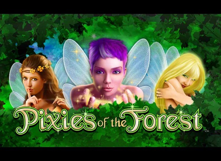 Play Pixies Of The Forest Free Slot Game