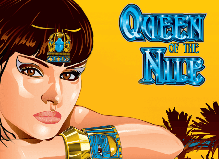 Play Queen of the Nile Free Slot Game