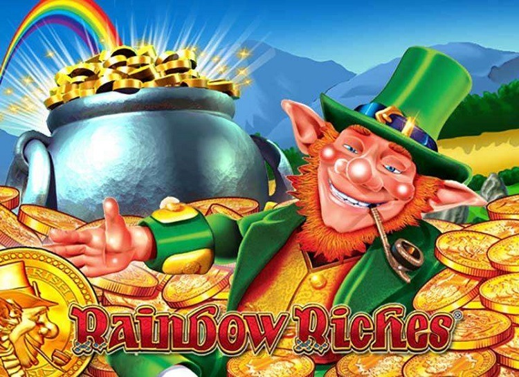 Play Rainbow Riches Free Slot Game