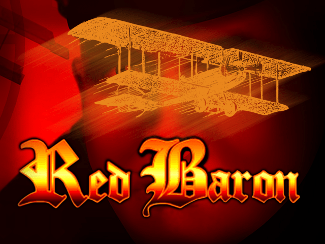 Play Red Baron Free Slot Game