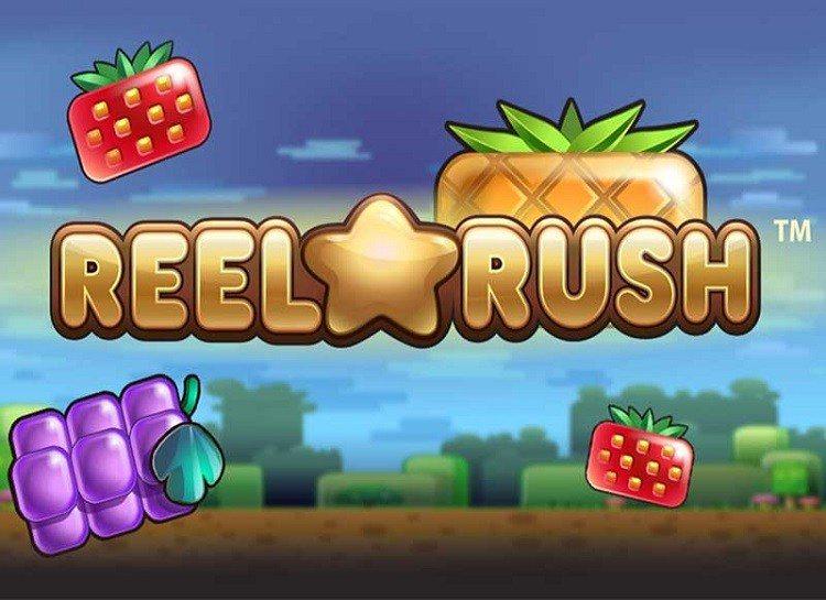 Play Reel Rush Free Slot Game