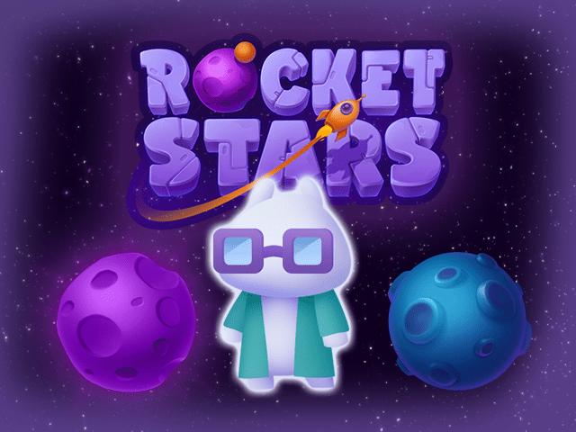 Play Rocket Stars Free Slot Game