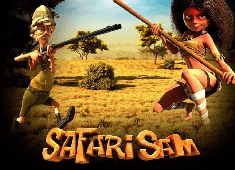 Play Safari Sam Free Slot Game