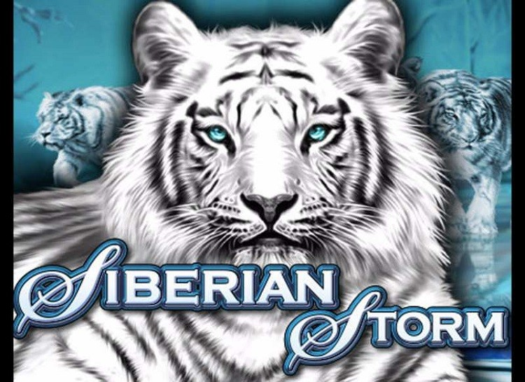 Play Siberian Storm Free Slot Game